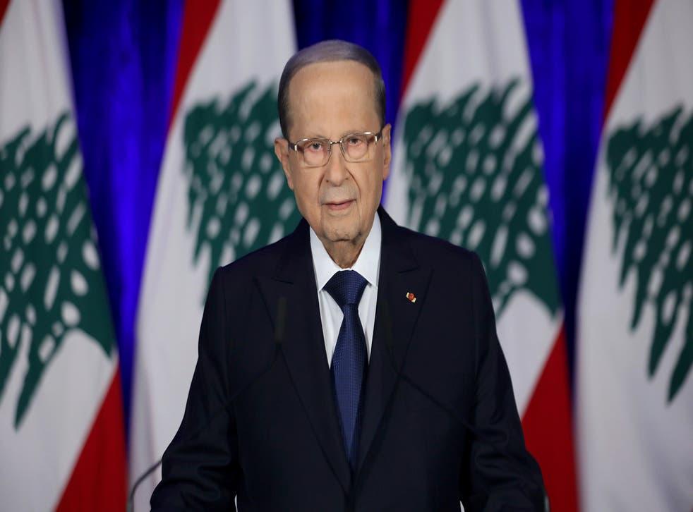LIBANO-ISRAEL