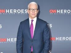 Anderson Cooper habla sobre el momento en que aceptó ser gay