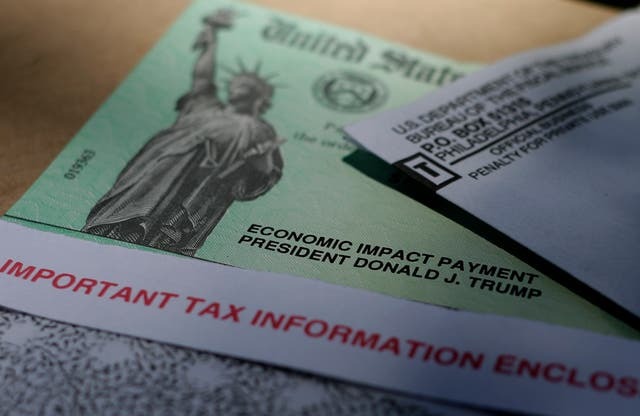 <p>Up to 8 million Americans have yet to receive their stimulus payments </p>