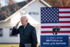 Ejército emite inusual comunicado confirmando victoria de Biden