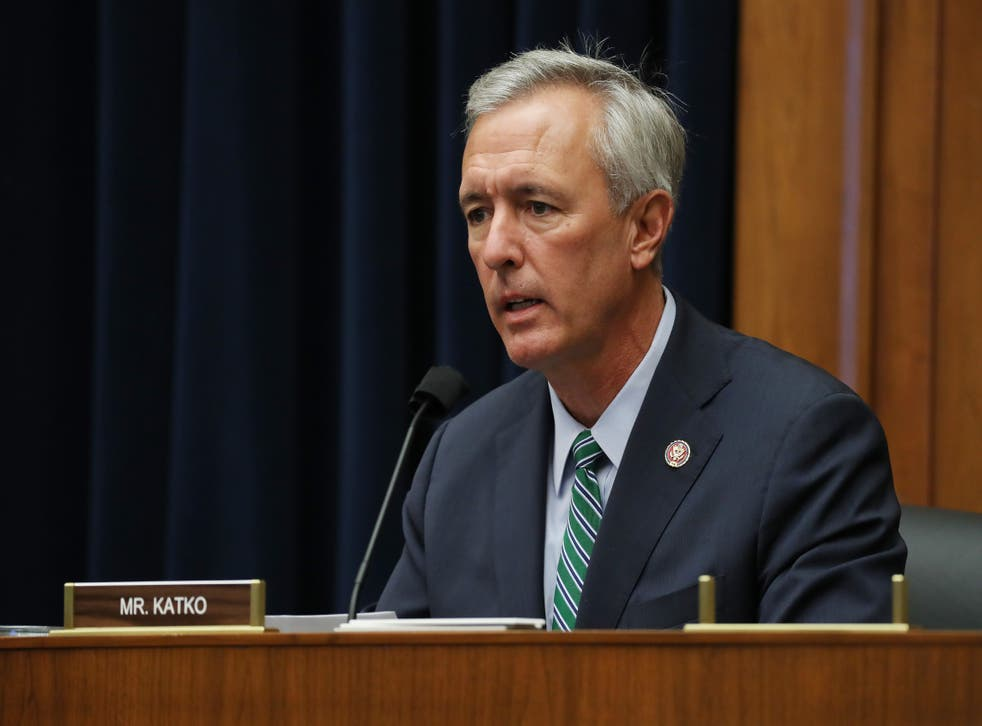Congressman represents a moderate New York district
