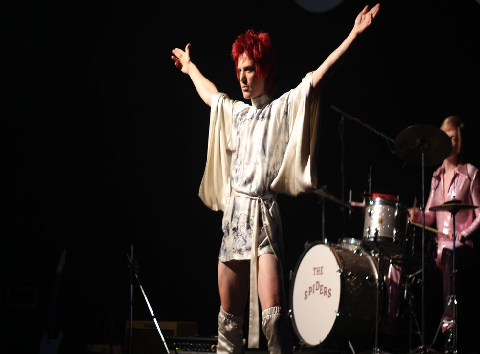 <p>Director Gabriel Range attempts a catch-all explanation for the creation of Ziggy Stardust, in a way that feels presumptuous and inevitably reductive&nbsp;</p>