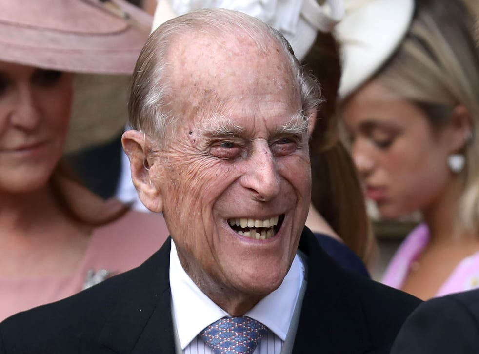 <p>Overheard: the Duke of Edinburgh was noted for his humour</p>
