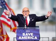 """Giuliani: comentario de """"juicio por combate"""" fue una referencia a GoT"""