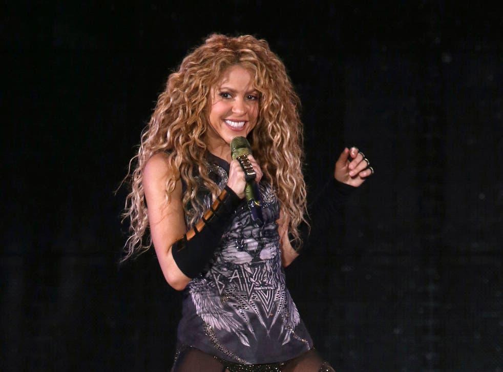 Music Shakira
