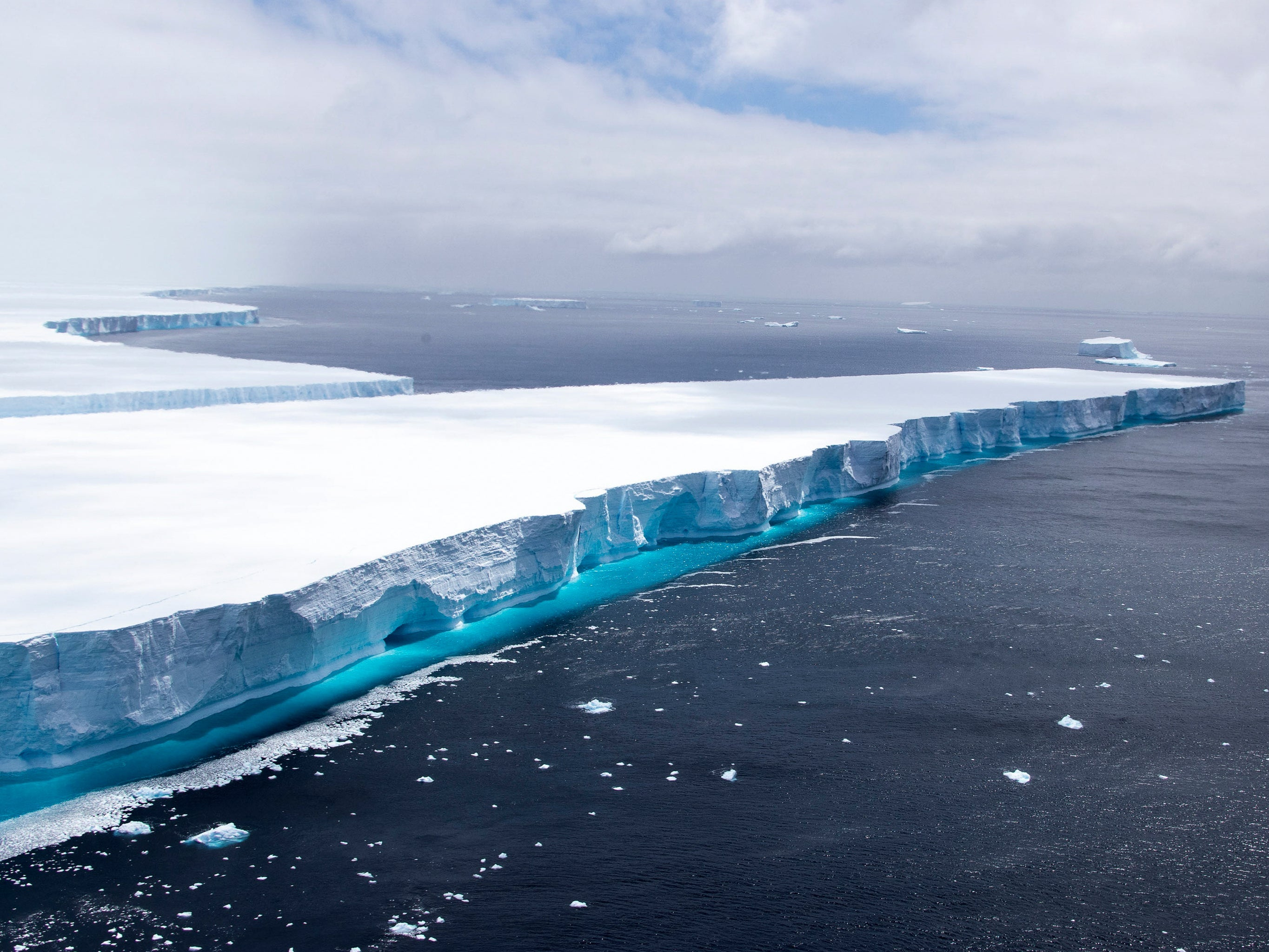 Climate crisis: Scientists 'identify missing link' in formation of ice ages