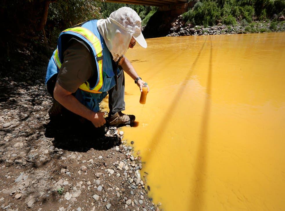 Mine Spill Settlements
