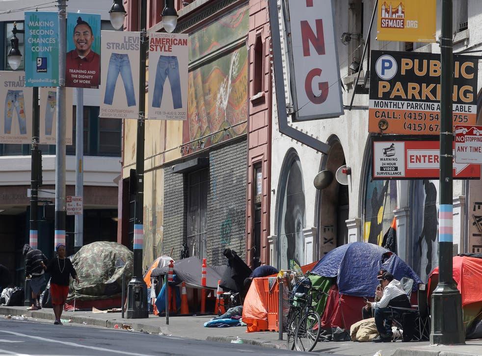 California Homeless Funding