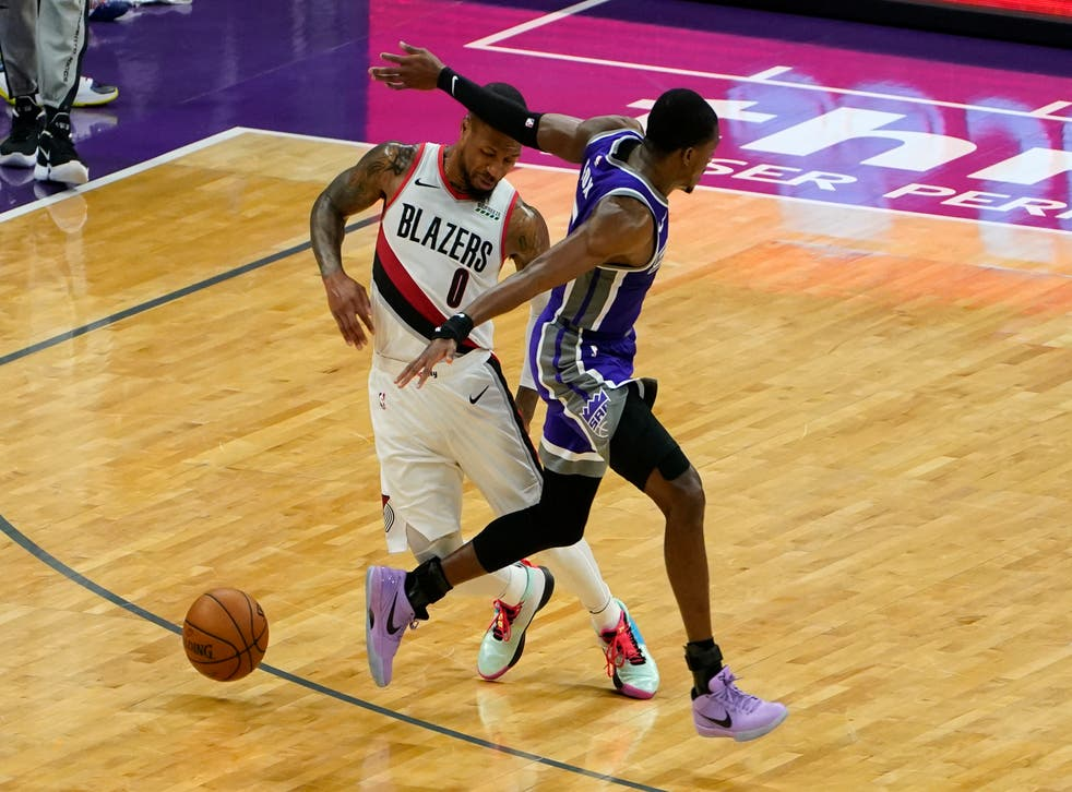 DEP-BAS TRAIL BLAZERS-KINGS