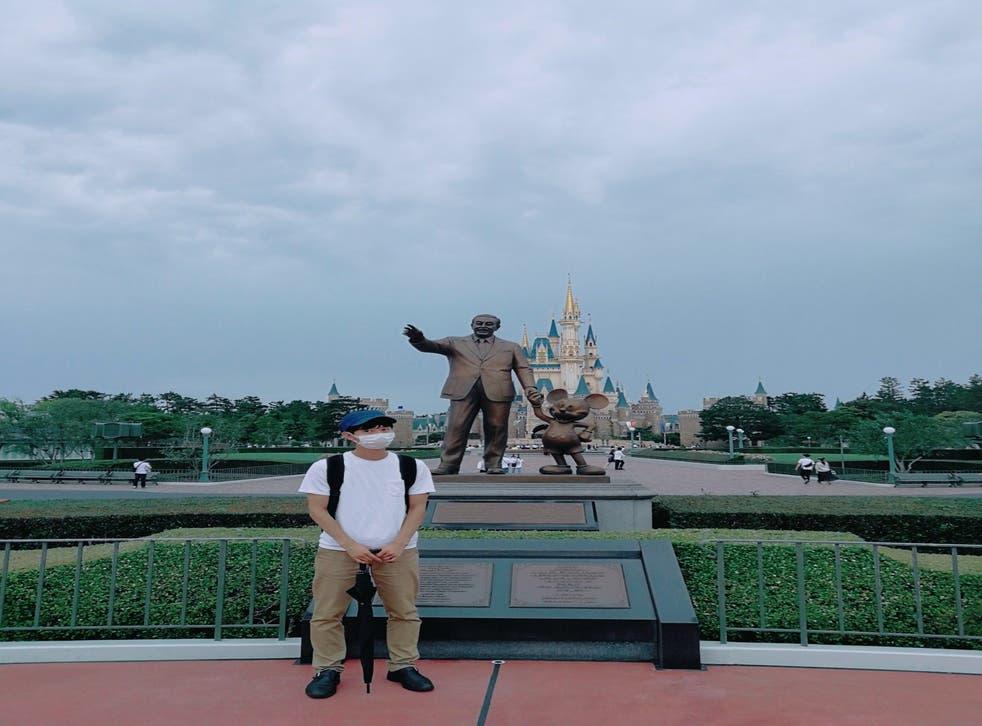<p>Por 10.000 yenes (96 dólares), más los gastos de viaje y comidas, cualquiera puede alquilar a Shoji Morimoto, de 37 años, de Tokio en Japón</p>