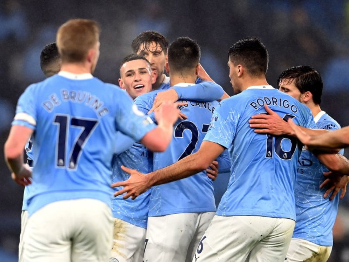 Pep Guardiola says Manchester City might not follow Premier League's new  celebration guidelines   The Independent