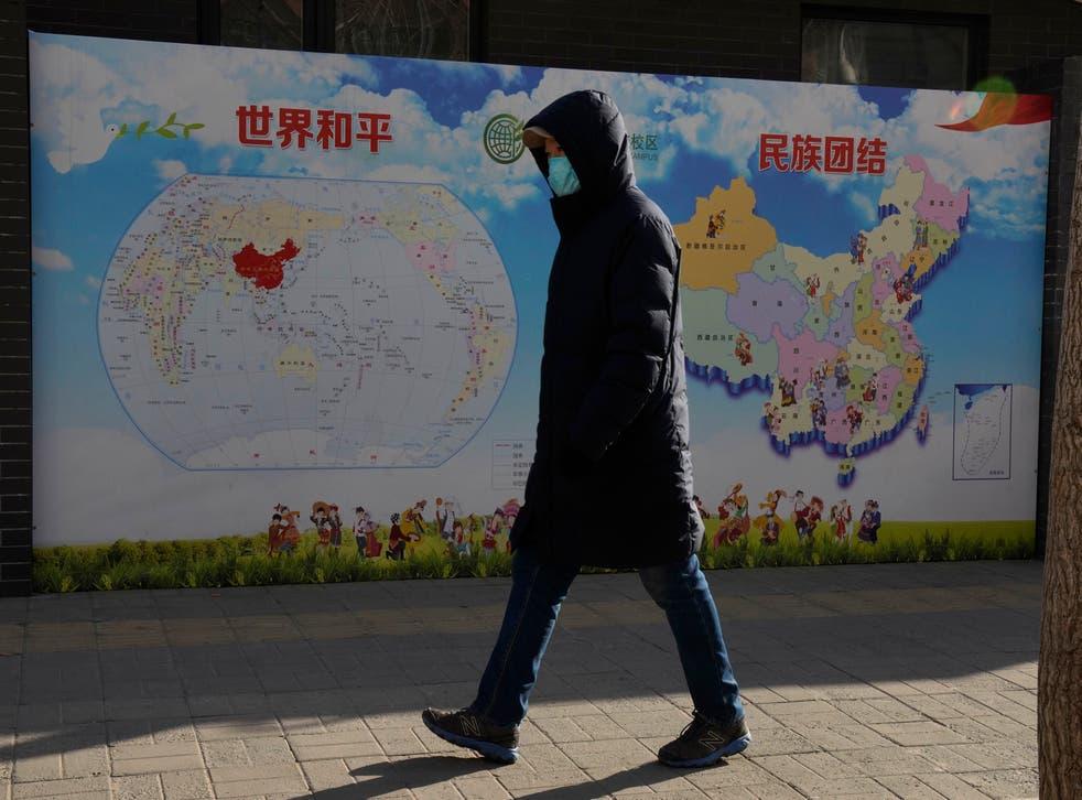APTOPIX China Xinjiang