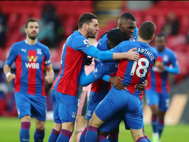 Crystal Palace FC - latest news, breaking stories and comment - The  Independent