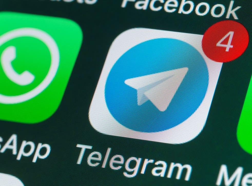 <p>A principios de esta semana, Durov dijo que la aplicación de mensajería había experimentado un aumento del 500 por ciento en nuevos usuarios</p>