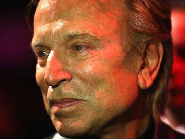 <p>MUNICH, ALEMANIA - 4 DE DICIEMBRE: El artista Siegfried Fischbacher asiste al espectáculo 'Forever Crazy' en Postpalast el 4 de diciembre de 2012 en Munich, Alemania.&nbsp;</p>