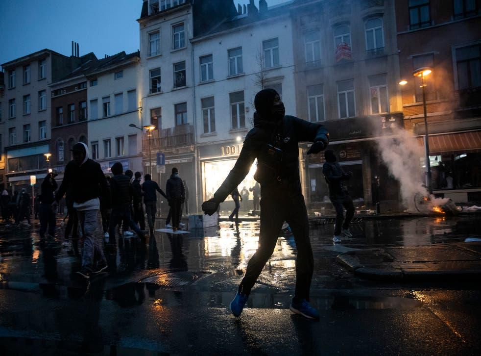 BELGICA-PROTESTAS