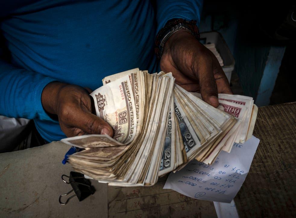 CUBA-REORDENAMIENTO ECONOMICO