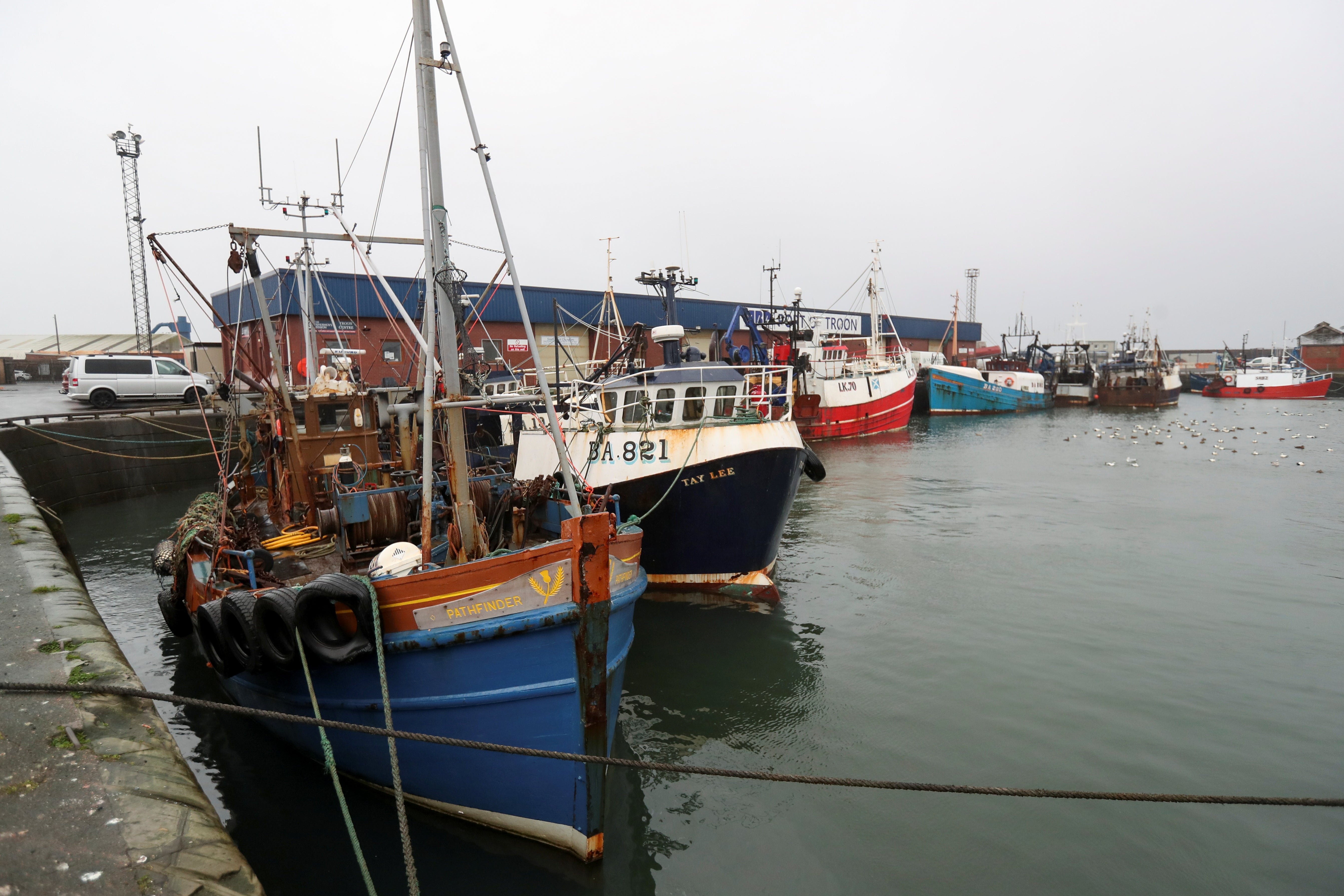 Brexit: Raab claims EU trade agreement is 'great deal' for fishermen, as firms complain of costs and delays