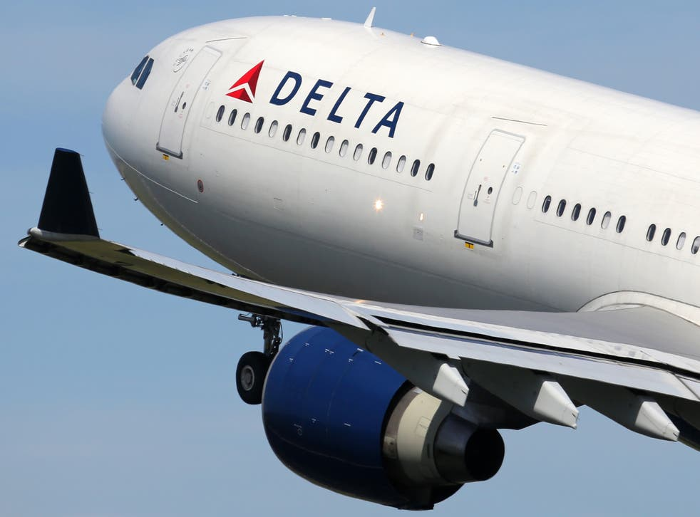 <p>Delta wants to create a shared airline 'no fly' list </p>
