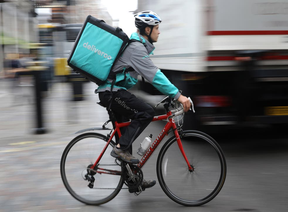 <p>To be eligible for a payment, riders will have to have been with the company for over a year and have completed at least 2,000 orders</p>