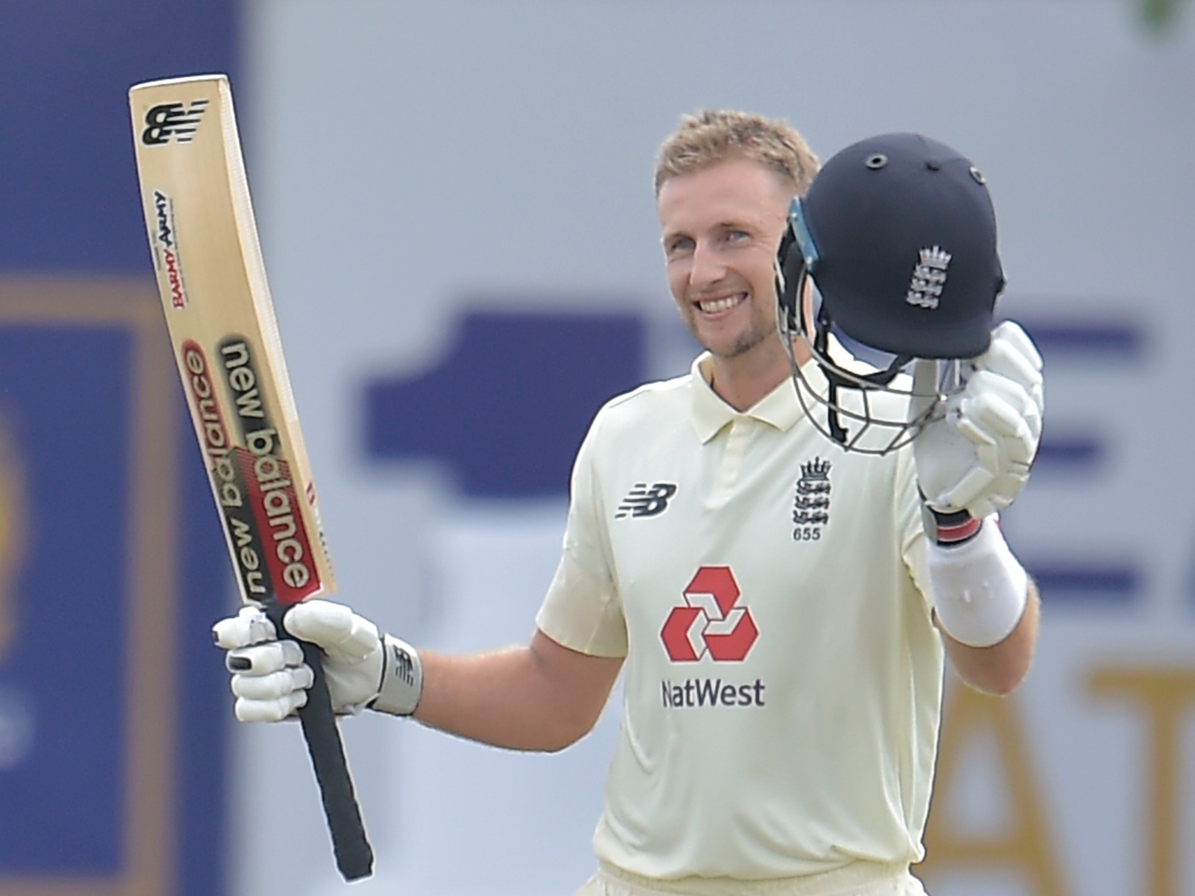 Joe Root embraces his selfish side to bat England into total control