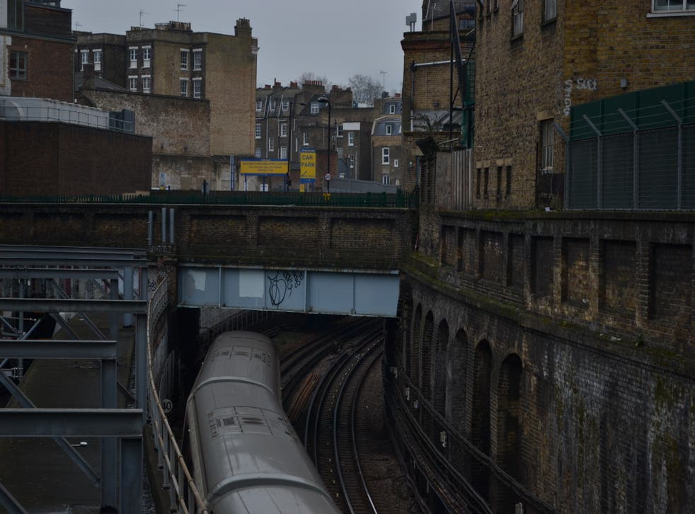 <p>The Victorians cut a wide trench through this area in the 1800s for the Metropolitan line, the first underground railway in the world</p>