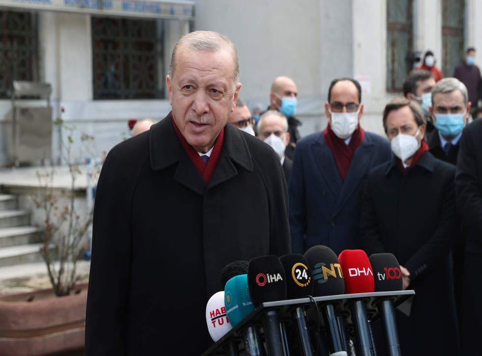 Turkey US