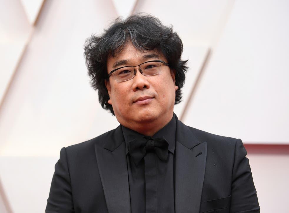 Venice Film Festival-Bong Joon Ho