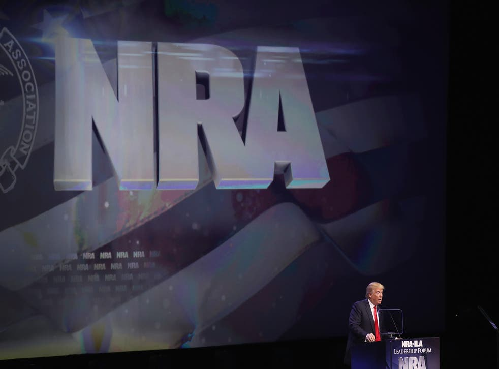 <p>NRA files for bankruptcy, moving from New York to Texas</p>