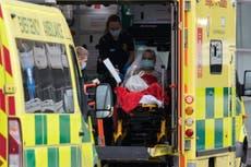 Coronavirus: Hospitales ingresan a un paciente con COVID- 19 cada 30 segundos en Reino Unido