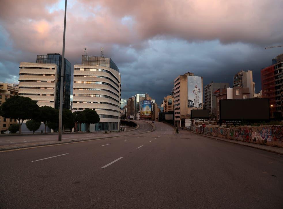<p>Beirut, Lebanon</p>