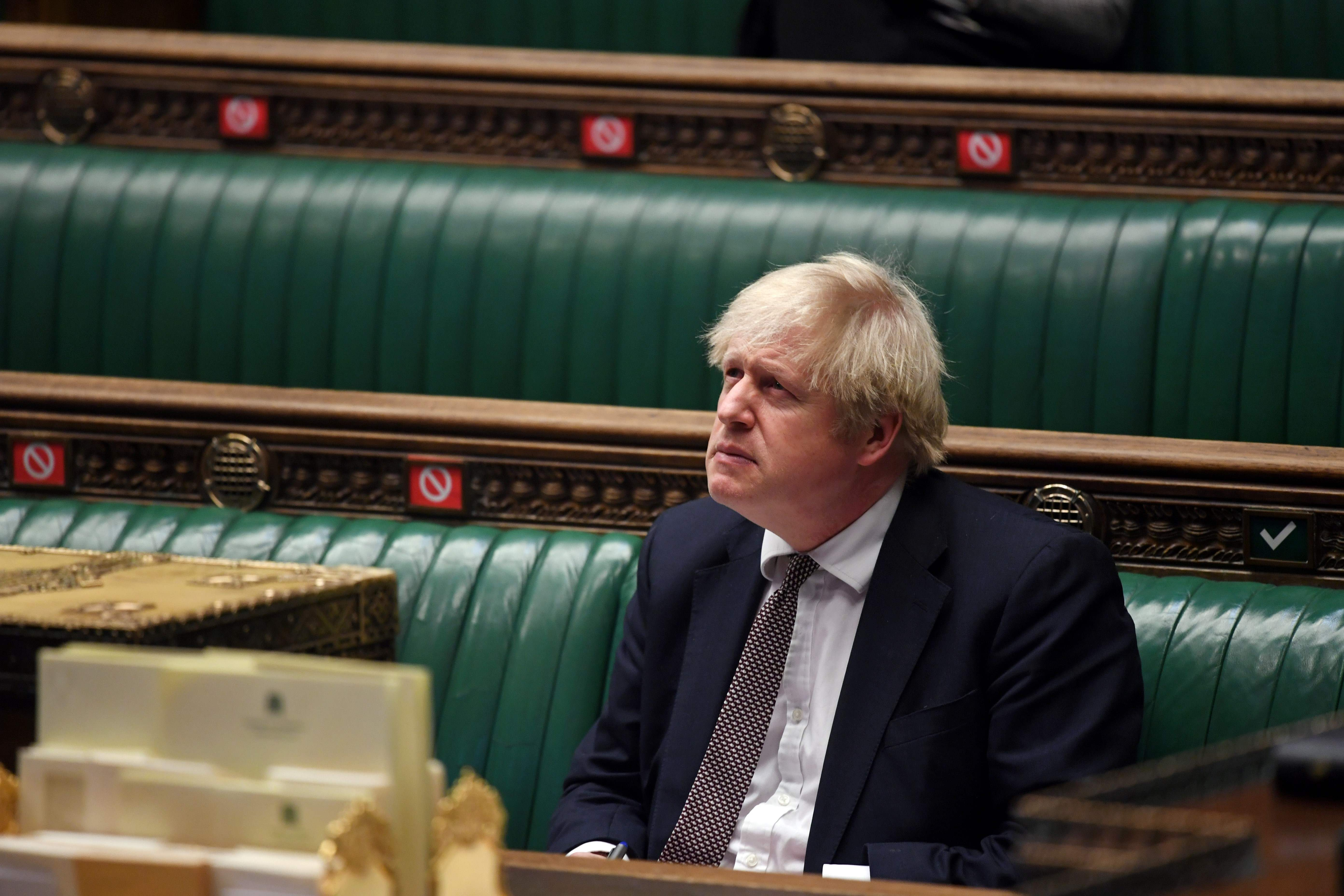 Boris Johnson believes we must be 'civil and kind to each other', does he? | Tom Peck