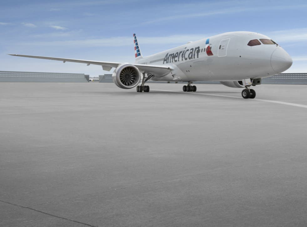 <p>American Airlines says card issuer is investigating</p>