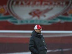 Klopp detalla cómo el Liverpool puede solucionar su sequía de goles