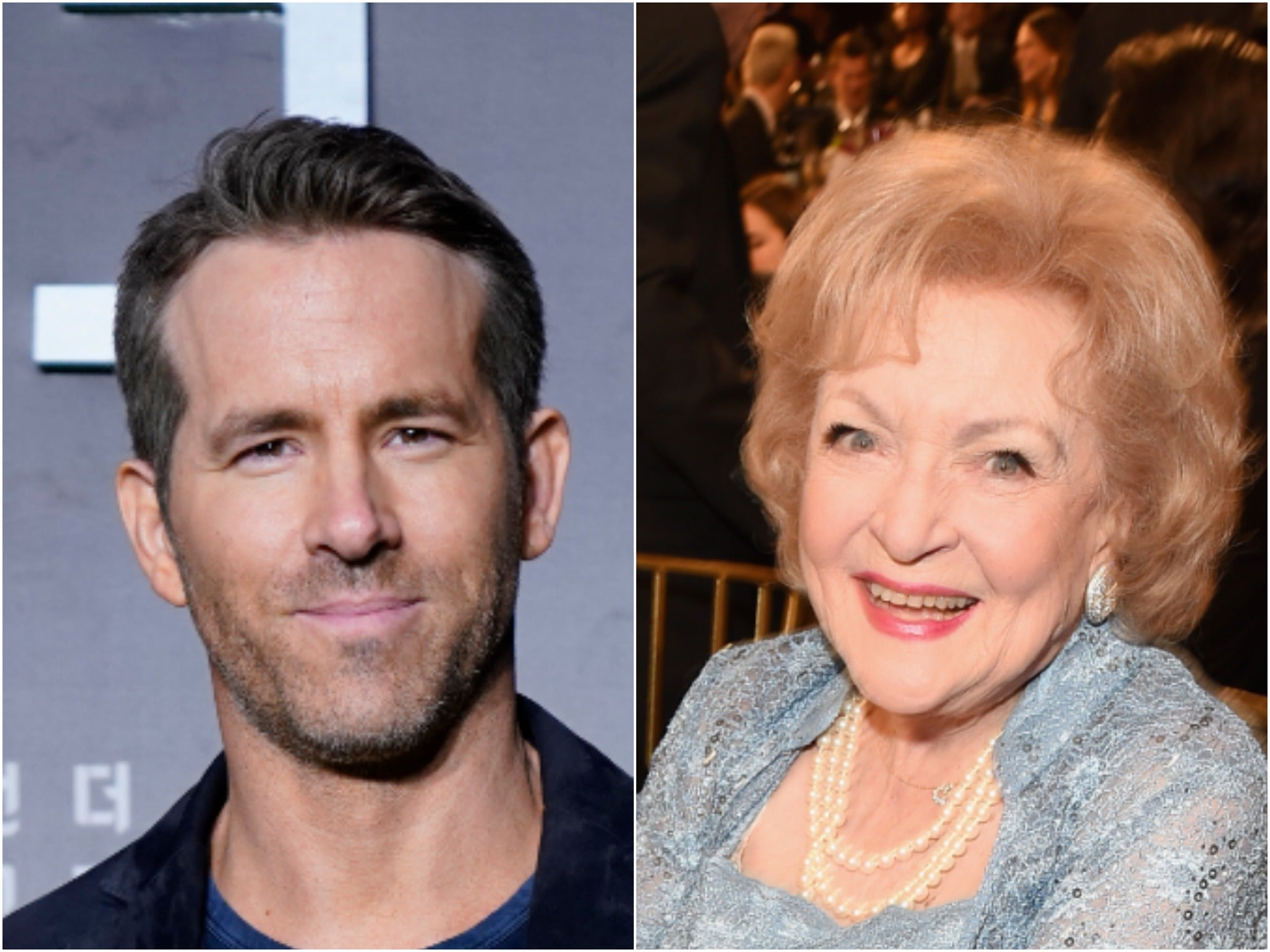 Ryan Reynolds 'feuds' with 'seething demon' Betty White in ...
