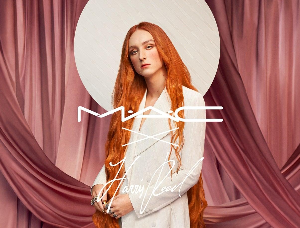 MAC is releasing a gender-fluid makeup line with Harris Reed