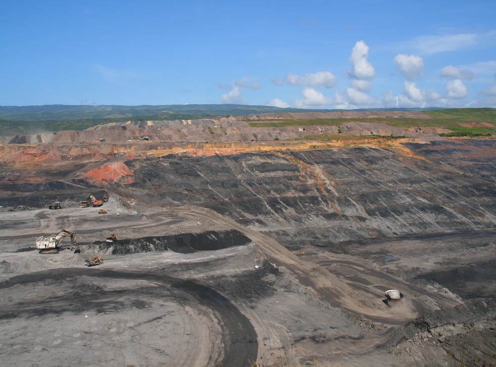 Coal from the Cerrejón mine in Colombia is marketed exclusively by Ireland's Coal Marketing Company