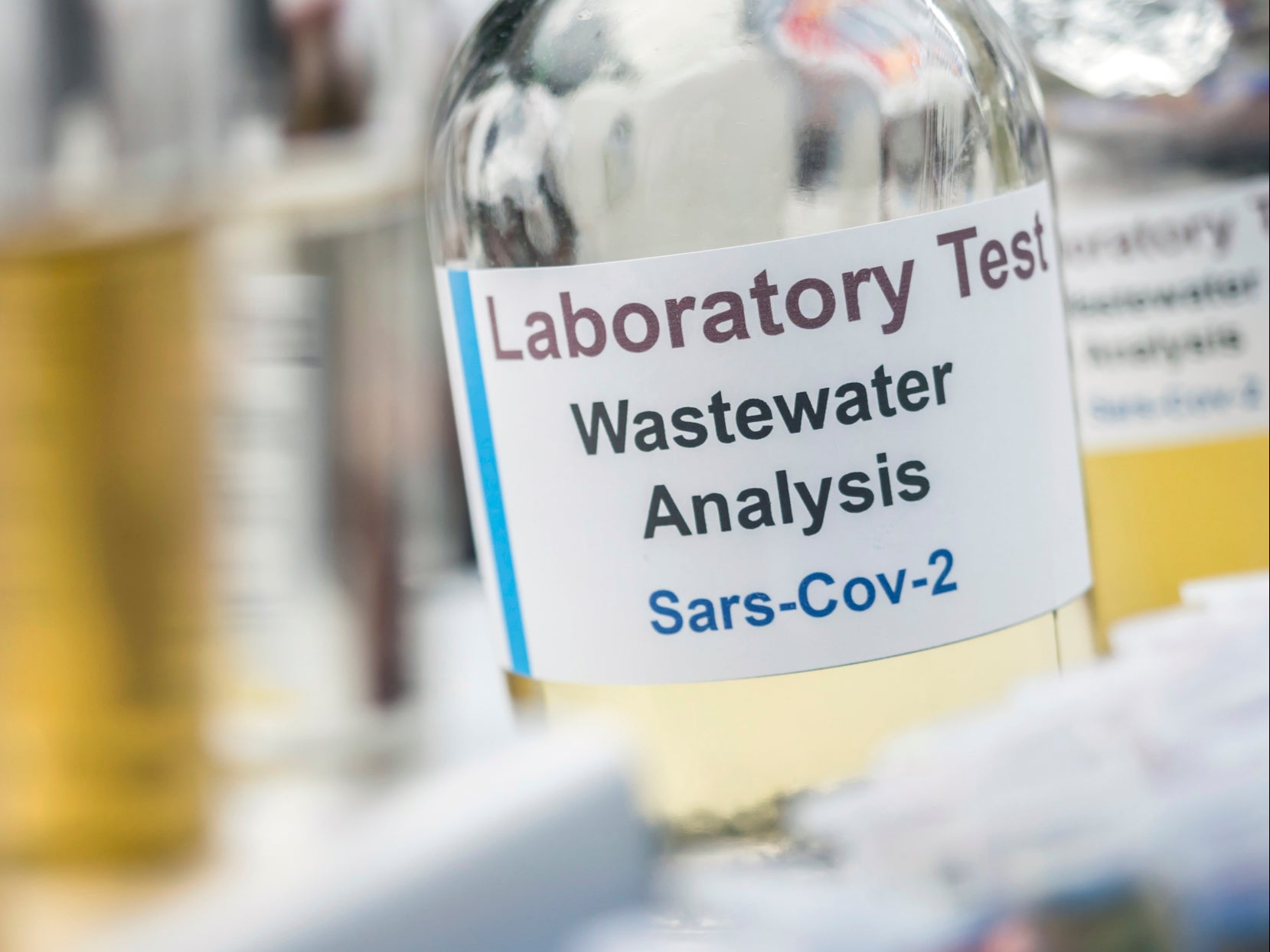 Sewage analysis could provide early warning system for new coronavirus variants, research shows