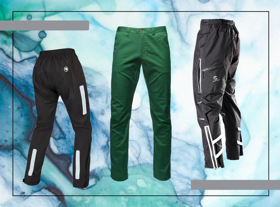 <p>Look for reflective that patches increase visibility if you plan on riding at night</p>