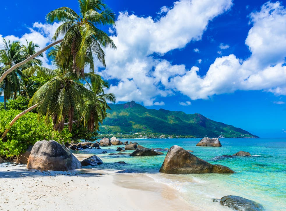 The Seychelles is opening its borders to vaccinated visitors