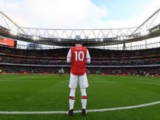 Cómo Özil se fue del Arsenal y los dejó con ganas de más