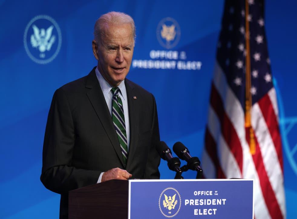 <p>El éxito o no de la presidencia de Joe Biden dependerá de si Estados Unidos logra una recuperación económica verdaderamente exitosa</p>