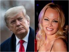 "Pamela Anderson pide a Trump que indulte a Julian Assange: ""Sería una manera perfecta de salir"""