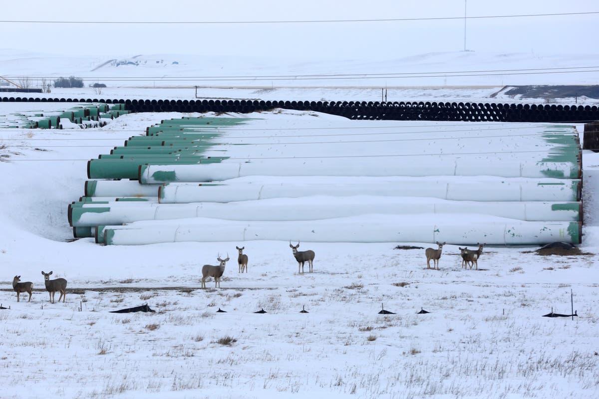 Keystone XL pipeline project is axed