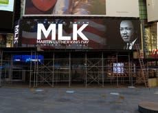 Nueva York: Policía arresta a 28 manifestantes del Black Lives Matter en el día de Martin Luther King