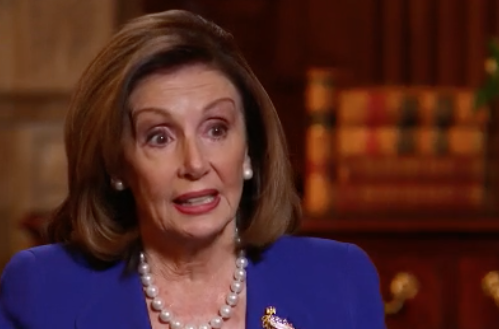 Nancy Pelosi twists knife calling Trump 'unworthy to be president' and 'stain on our country' as he exits White House