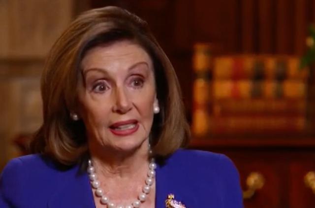 La presidenta de la Cámara de Representantes, Nancy Pelosi, calificó a Donald Trump de 'mancha en nuestro país' e 'indigno de ser presidente'