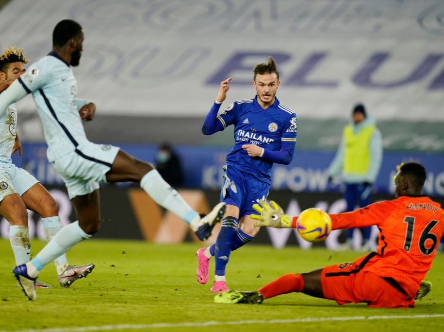 Leicester vs Chelsea LIVE: Result and reaction from Premier League fixture tonight