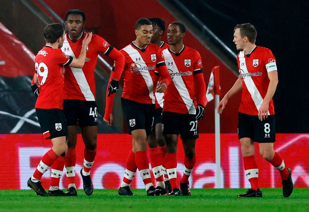 Southampton see off Shrewsbury to set up FA Cup fourth round clash against Arsenal
