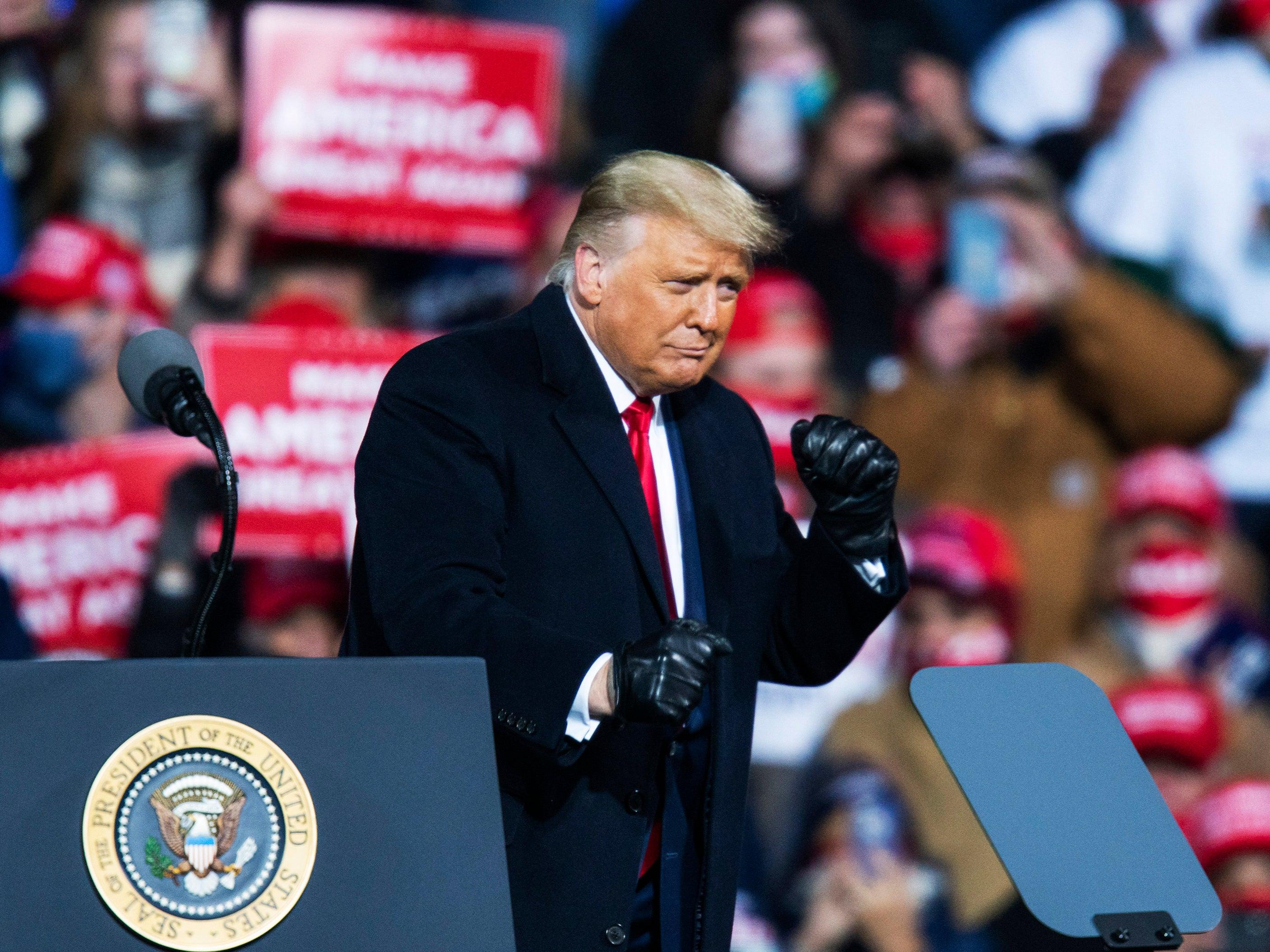 'Genius' Trump song parodying Broadway hit 'Seasons of Love' goes viral